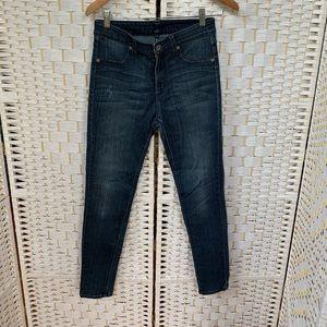 Carmar LF High-waisted Skinny Jeans